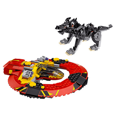 Lego Marvel Super Heroes The Ultimate Battle For Asgard 76084 Free Shipping
