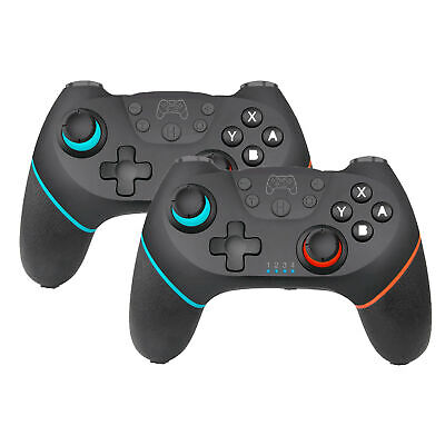 Wireless Bluetooth Controller Gamepad Remote Joypad for Nintendo Switch Console