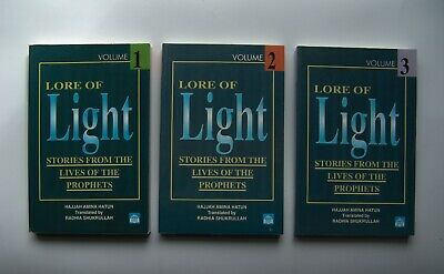 Lore of Light - Stories from the Lives of  the Prophets - Volumes 1, 2 and 3