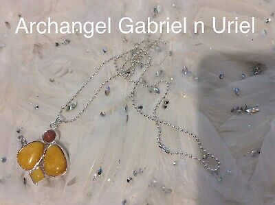Code 610 Charged n Infused Necklace Archangel Gabriel Taking Your Messages Away