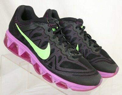 4a2d0b9e5a Nike 683635-006 Air Max Tailwind 7 Black Training Running Sneakers Women's  ...