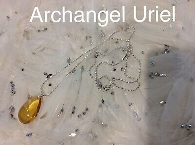 Code 611 Charged n Infused Necklace Archangel Uriel