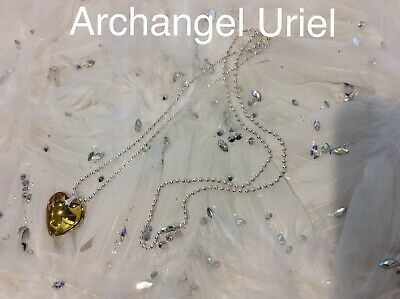 Code 611 Love Charged n Infused Necklace Archangel Uriel