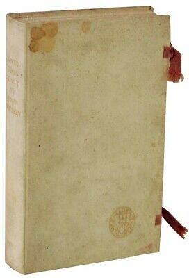 John RUSKIN / UNTO THIS LAST Limited Edition First Edition 1902 #114097