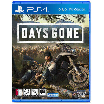 Days Gone Korean PS4