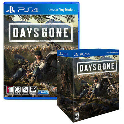 Days Gone Collector's Edition Korean PS4