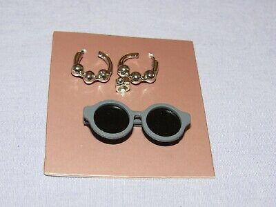Jewelry & Sunglasses Only ~ Fashion Royalty Modernist Eugenia Perrin-Frost