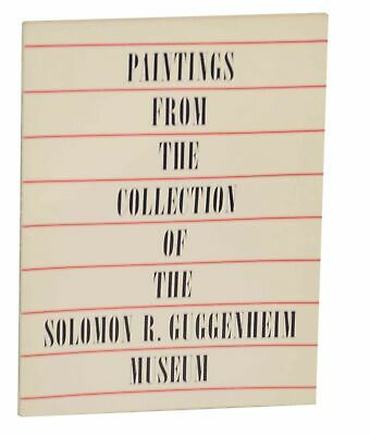 PAINTINGS FROM THE COLLECTION OF THE SOLOMON R GUGGENHEIM MUSEUM / 1st #143042