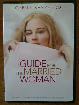 A Guide for the Married Woman (DVD) Cybill Shepherd Romantic Comedy TV RARE OOP