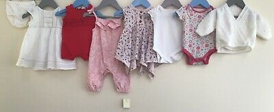 Matalan Baby Girl Bundle 0-3 Baby