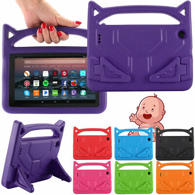 """For iPad 9.7"""" 6th Gen 2018 A1893 A1954 Tablet Case Kids Shockproof Stand Cover"""