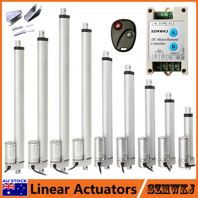 Linear Actuator 1500N Heavy Duty 12V DC Electric Motor for Auto Door Car Lifting