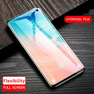 Hydrogel Aqua FLEX Film Screen Protector For Samsung Galaxy S10 S10 Plus s10e