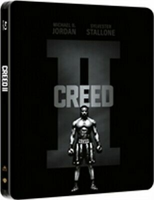 Creed II (Blu-Ray Disc - SteelBook)