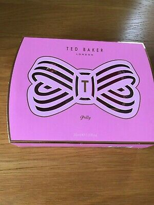 fbb2bf6c52d4 Ted Baker Beauty Bow Polly Eau de Toilette 30ml   Pink Compact Mirror Gift  Set