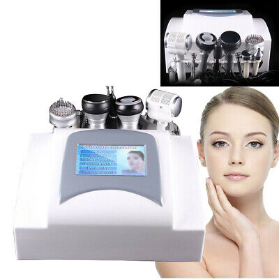 7 In 1 Diamond Microdermabrasion Photon Vacuum Equipment Facial Beauty skin care
