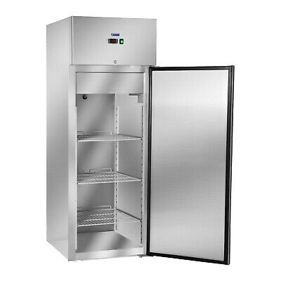 Industrial Fridge Commercial Gastro Storage Refrigerator 540 L Stainless Steel
