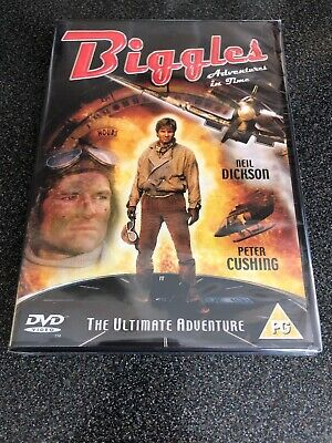 Biggle's Adventures In Time (DVD, 2003) - DVD BRAND NEW FREE UK POSTAGE