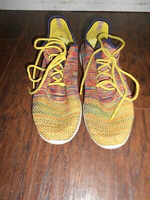 b39efb58b801 adidas Origal PW Tennis Hu PK Pharrell Williams Multi Color Men Shoes CQ2631