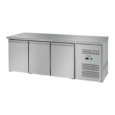 Worktop Fridge Refrigerator With Countertop Professional Cooling Table 339 L 3 D