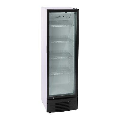 Commercial Drinks FridgeBottle Refrigerator Beverage Cooler Gastro Fridge 320L B