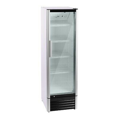 Commercial Drinks FridgeBottle Refrigerator Beverage Cooler Gastro Fridge 320 L