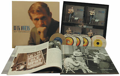 Buck Owens - Act Naturally (5-CD) - Classic Country Artists