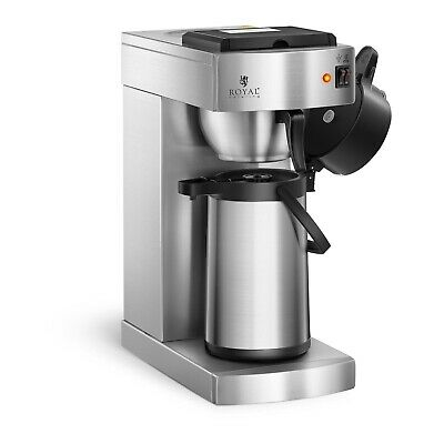 Stainless Steel Coffee Maker Professional Coffee Maker With Thermos Jug 2.2 L