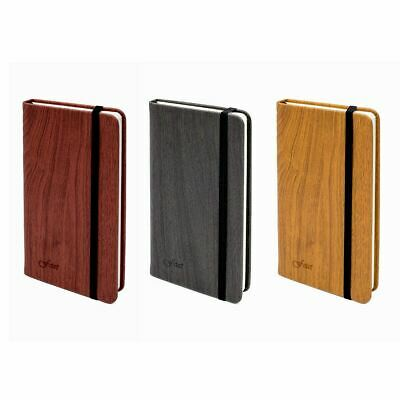 Pocket Notebook Lined Notepad Hardback Journal Notes Book A5 A6 Small Diary