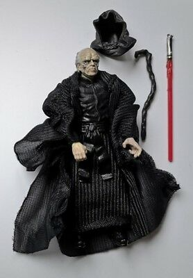 """Star Wars Hasbro 3,75"""": TLC Emperor Palpatine - The Legacy Collection"""