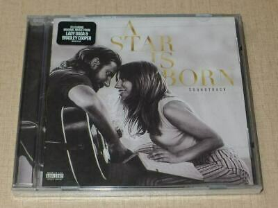 A Star Is Born Soundtrack [Explicit] by Lady Gaga & Bradley Cooper (CD, 2018)