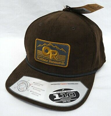 fdb637af0a9b7 OR OUTDOOR RESEARCH Advocate Trucker Cap Hat Adjustable Snapback in ...