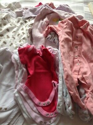 baby clothes bundle 0-3 months,20 Items.