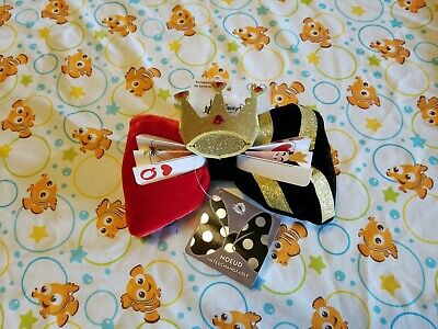 Disney Parks Swap Your Bow QUEEN OF HEARTS  Interchangeable - NWT