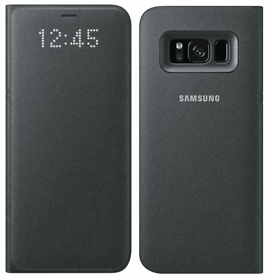 Genuine Samsung LED View Cover for Samsung Galaxy S8+ plus