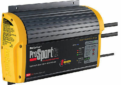 Pro Mariner ProSport Heavy Duty 8 Amp Marine Battery Charger 43008 LC
