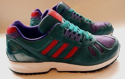e67a40301 adidas Originals Mens ZX 7000 PATTA 360856 UK10 CONSORTIUM D 8000 AQUA 9000  7000