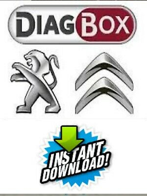 Diagbox V9.12 Software Latest Software