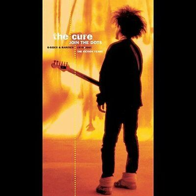 CURE Join The Dots (2004) Elektra/Rhino--2 CD's are NM;1 CD is VG+;1 CD is VG