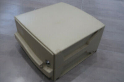 "100 3.5"" Heavy Duty Floppy Disk Storage Container Amiga Atari st PC GC"