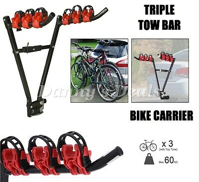 Bmw E60 5 Series 2003-2010 2 Double RearBicycle Bike Car Cycle Carrier Rack