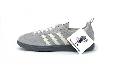 low priced 9b948 1aeea ADIDAS X CP Company Samba Shoes - Grey. UK12.5 / US13 [F33870].