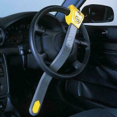 Steering Wheel Immobiliser Anti Theft Lock Security - Stoplock HG13459