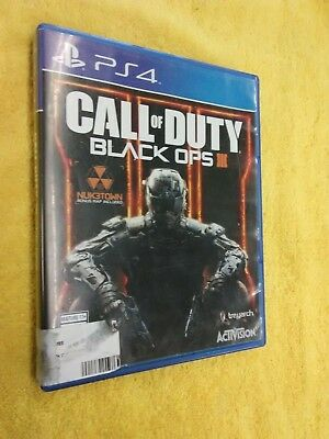 Playstation 4 Call of Duty Black Ops III 3