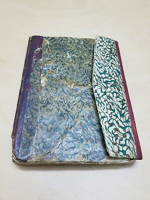 Antique VIB  Arabic Manuscript Herbal medicine  Book Hand Writing 310 Pages