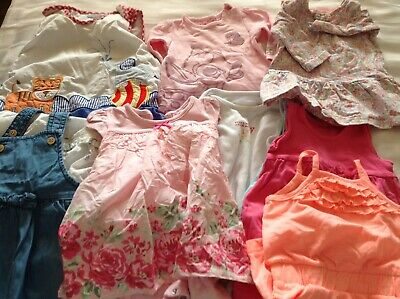 Baby Girls Clothes Bundle 3-6 Months, Mothercare ,next,baby Disney.