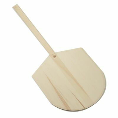 "American Metalcraft 4218 42""x 18"" Wooden Pizza Peel"