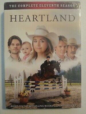 Heartland The Complete Eleventh Season (DVD, 2018)