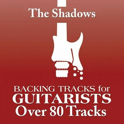 The Shadows & Hank Marvin Guitar Backing Tracks Over 80 Quality Songs in MP3
