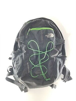 bef155554ef8cb THE NORTH FACE Surge Gray Nylon Laptop Hiking Backpack - $35.00 ...